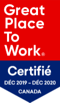 Great Place to Work. Certified December 2019 - December 2020
